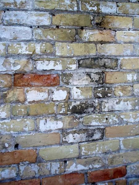 Abstract Brick 10 Art Print