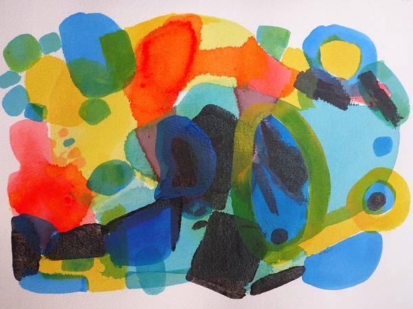 Painting - Dilemma by Cristina Stefan