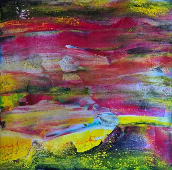 Wall Art - Painting - Abstract Dreams  by Steve C