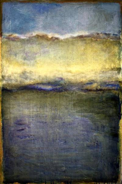 Painting - Abstract Dunes 3.0 by Michelle Calkins