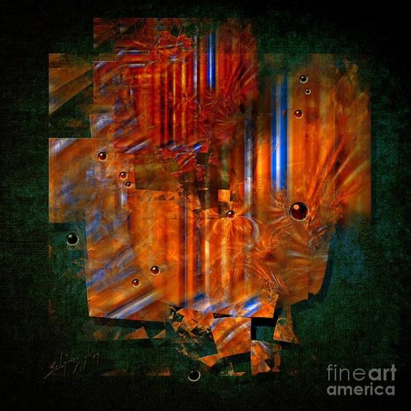 Painting - Abstract Fields by Alexa Szlavics