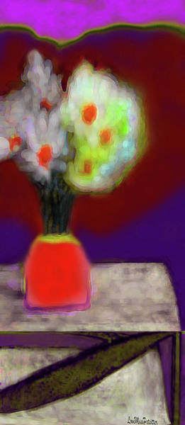 Digital Art - Abstract Floral Art 339 by Miss Pet Sitter