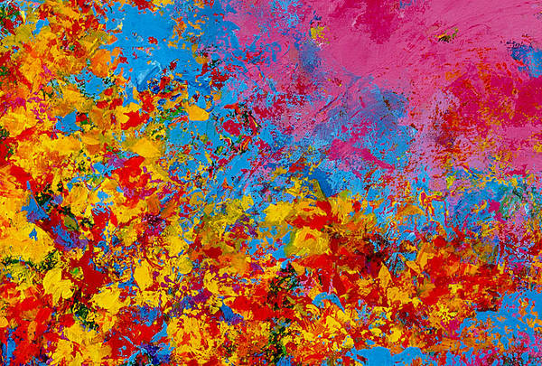 Painting - Abstract Forms by Patricia Awapara
