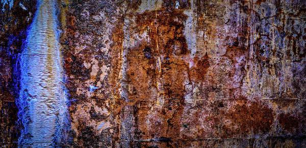 Photograph - Abstract Foundation 7191 by Bob Orsillo