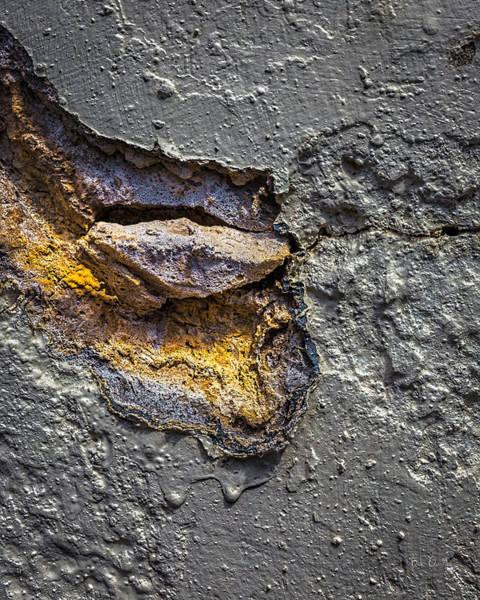 Photograph - Abstract Foundation Bates 5 by Bob Orsillo