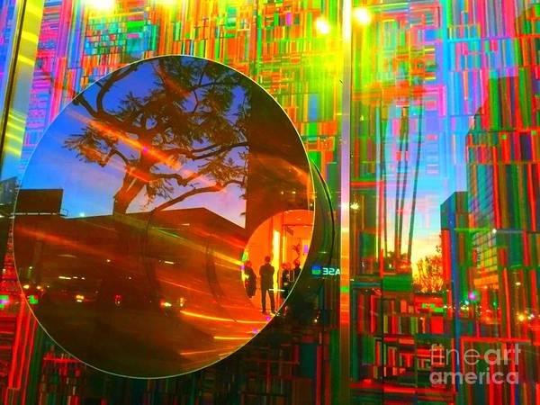 Photograph - Abstract Hole by Jenny Revitz Soper