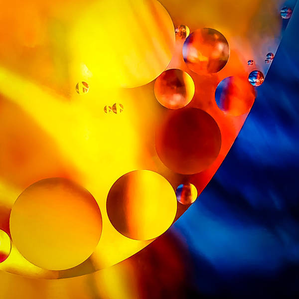 Photograph - Abstract I by Robert Mitchell
