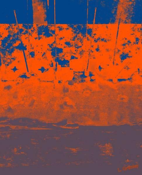 Wall Art - Digital Art - Abstract II by Lessandra Grimley