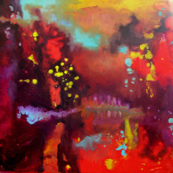 Painting - Abstract II by Valerie Aune