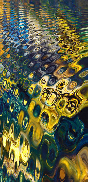 Wall Art - Digital Art - Abstract-infinity by Patricia Motley