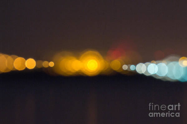 Photograph - Abstract Light  by Odon Czintos