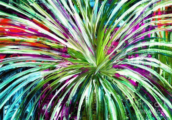 Painting - Abstract Ml112216 by Mas Art Studio