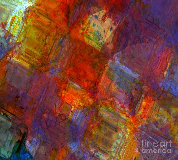 Abstract Moments Art Print by Fania Simon