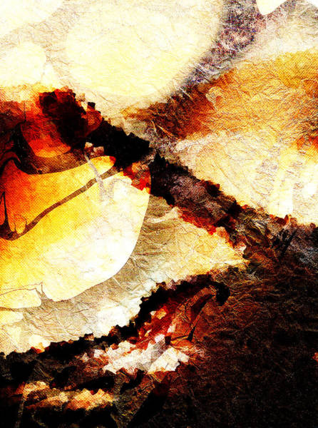 Wall Art - Digital Art - Abstract Mount by Andrea Barbieri