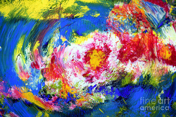 Painting - Abstract Nl2416 by Mas Art Studio