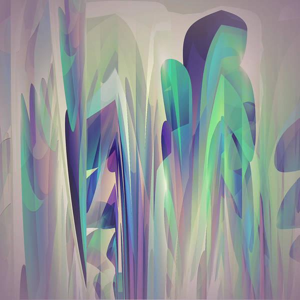 Wall Art - Digital Art - Abstract No 27 by Robert Kernodle