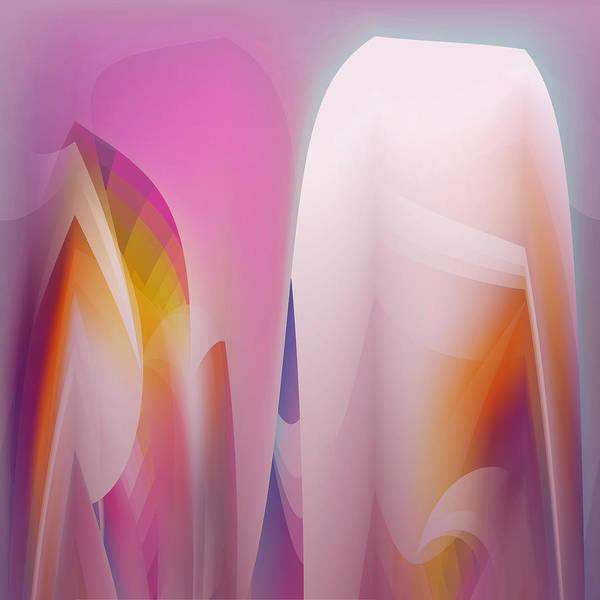 Digital Art - Abstract No 32 by Robert G Kernodle