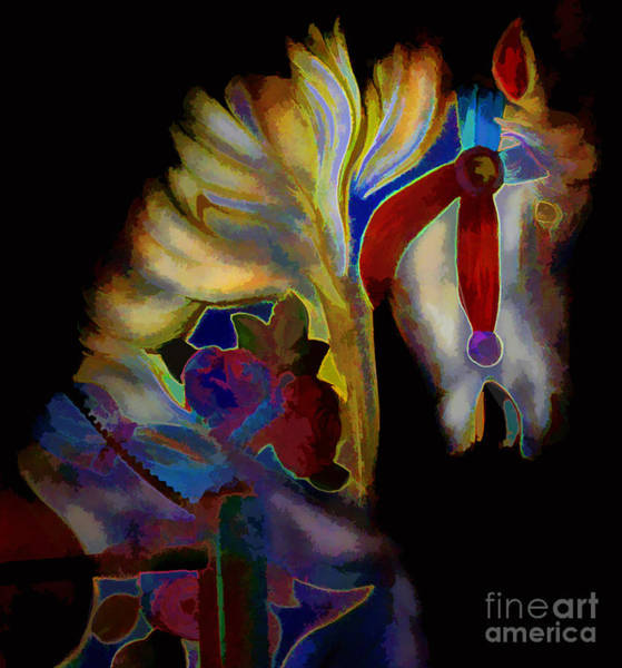 Abstract No. Twenty Three Art Print by Tom Griffithe