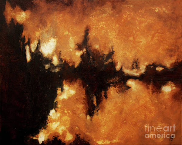 Painting - Abstract No.1 by Tim Musick