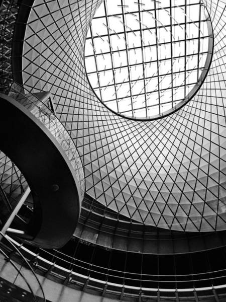 Skylights Wall Art - Photograph - Abstract Oculus by Jessica Jenney