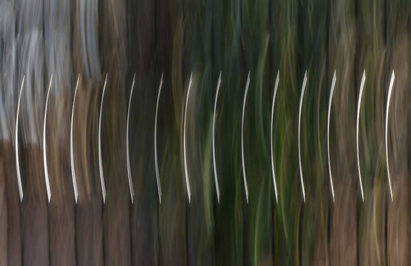 Photograph - Abstract Of The Arcs by Gary Slawsky