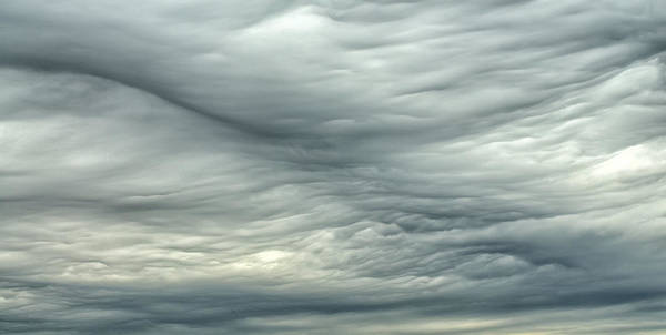 Photograph - Abstract Of The Clouds 2 by Gary Slawsky