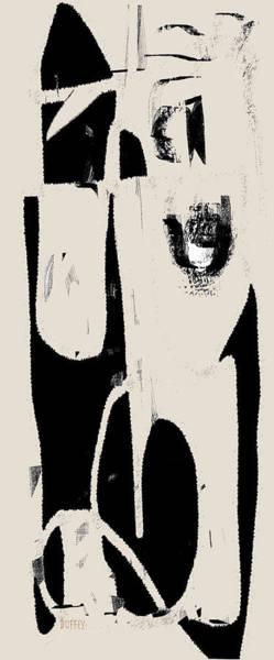 Digital Art - Abstract Ohne Titel 1a1 by Doug Duffey