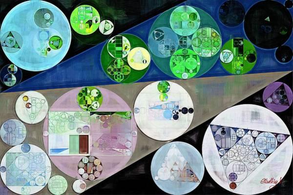 Wall Art - Digital Art - Abstract Painting - Jet Stream by Vitaliy Gladkiy