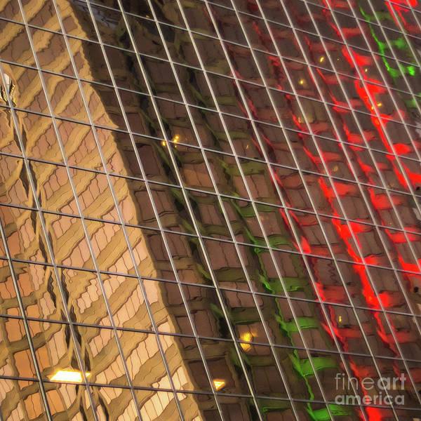 Wall Art - Photograph - Abstract Reflection by Michael Tidwell