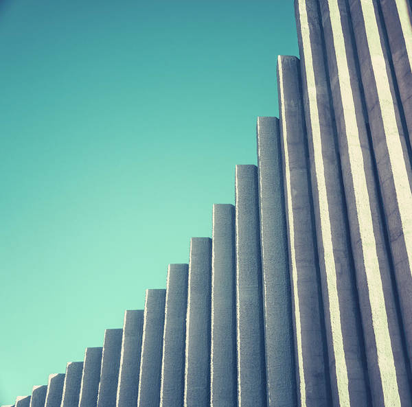 Wall Art - Photograph - Abstract Reykjavik Architecture by Mr Doomits