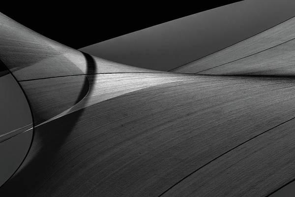 Photograph - Abstract Sailcloth 200 by Bob Orsillo