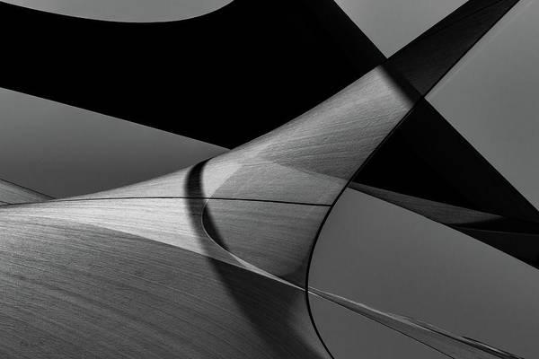 Photograph - Abstract Sailcloth Svc103 by Bob Orsillo