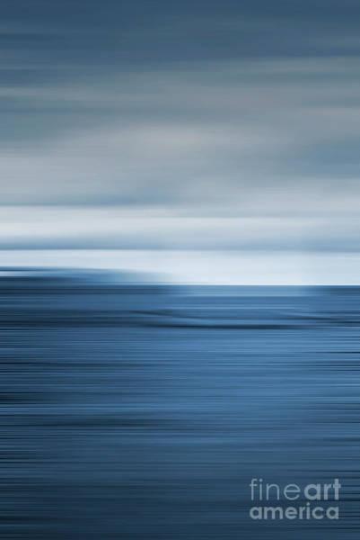 Photograph - Abstract Seascape II by David Lichtneker