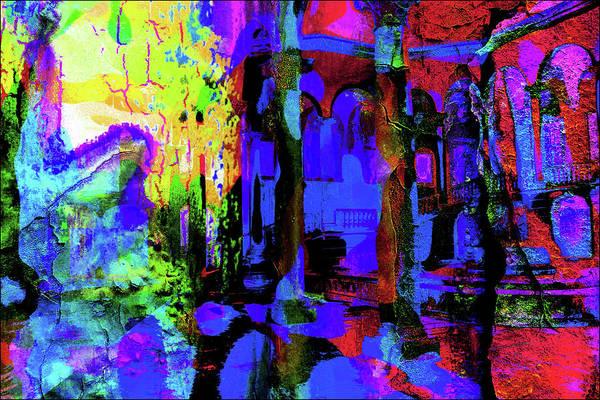 Digital Art - Abstract Series 0177 by Carlos Diaz