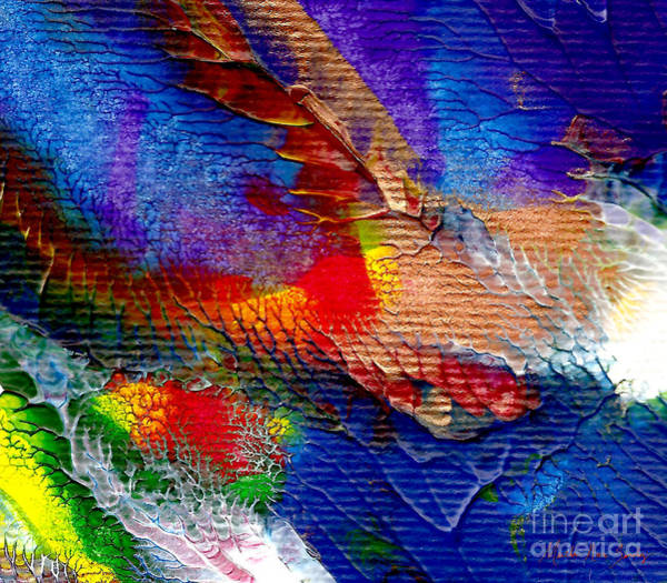 Abstract Series 0615a-5 Art Print