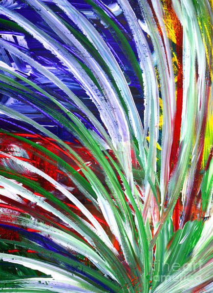 Painting - Abstract Series C1015bp by Mas Art Studio