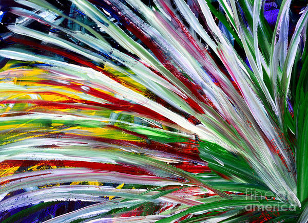 Abstract Series C1015cl Art Print