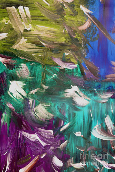 Painting - Abstract Series E1015bp by Mas Art Studio