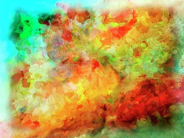 Digital Art - Abstract Series Ex07 by Carlos Diaz