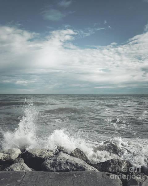 Photograph - Abstract Storm  by Marina Usmanskaya