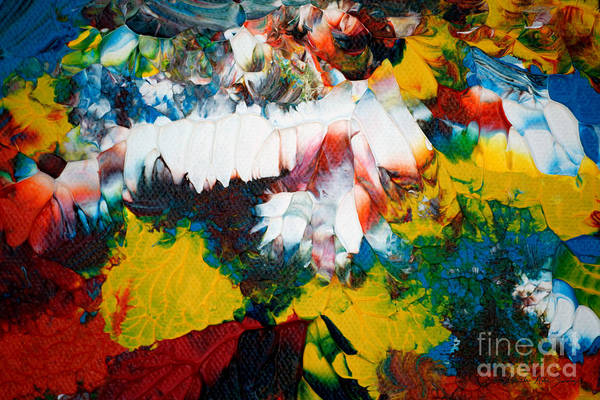 Painting - Abstract U1112a by Mas Art Studio