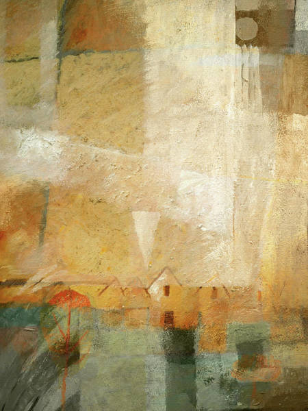 Painting - Abstract Vision by Lutz Baar