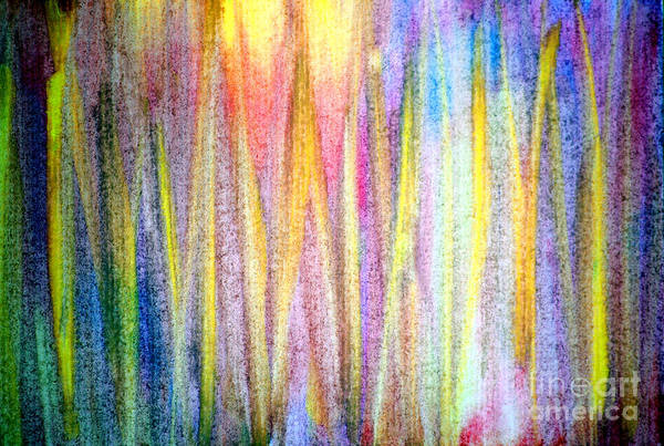 Painting - Abstract Watercolor A2 1216 by Mas Art Studio