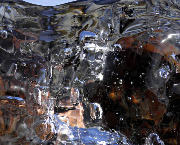 Photograph - Abstract Waterfall by Sami Tiainen