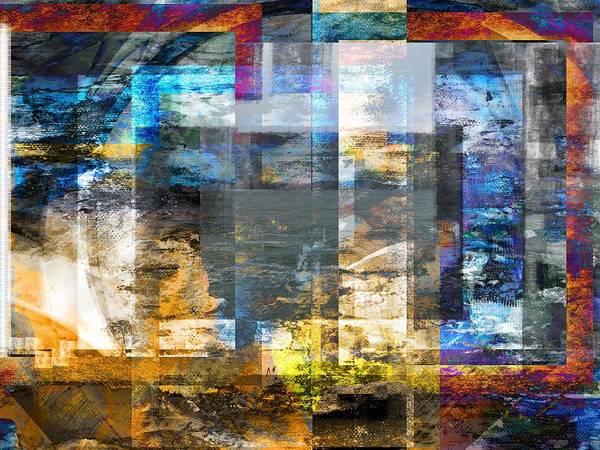 Abstract Wave .. Art Print