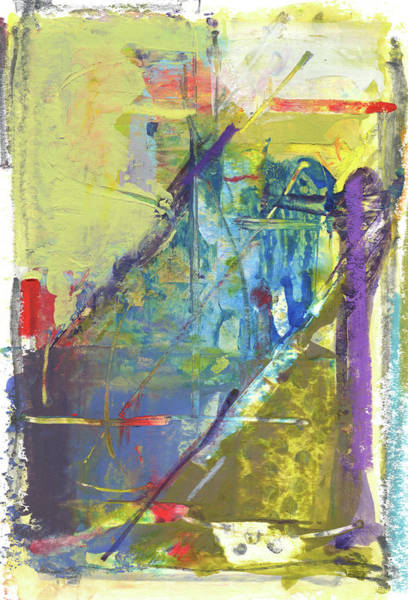Abstrait Wall Art - Mixed Media - Rcnpaintings.com by Chris N Rohrbach