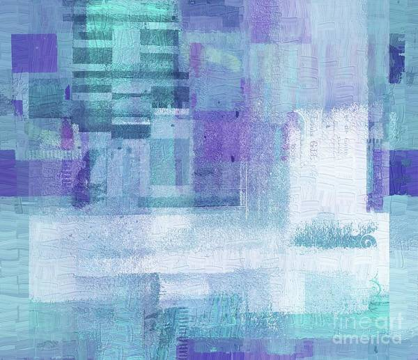 Wall Art - Digital Art - Abstractitude - 21v by Variance Collections