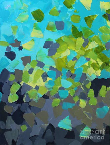 Painting - Abundance by Preethi Mathialagan