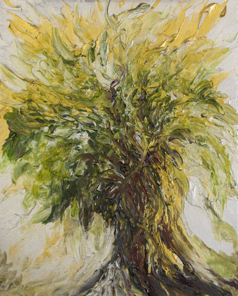 Painting - Abundance Tree by Michelle Pier