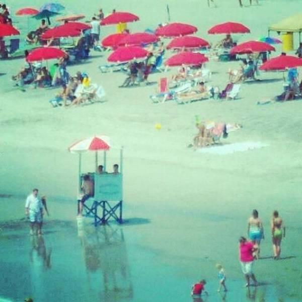 Photograph - Ac Beach 2 by Bc Adamkowski